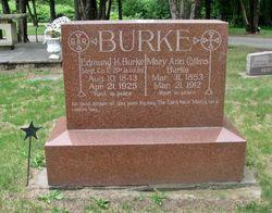 Mary Ann <I>Collins</I> Burke