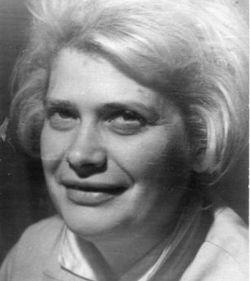 Alla Aleksandrovna Gorskaya