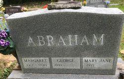 Margaret Ann Abraham