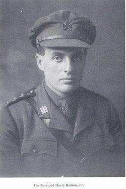 Rev David Railton