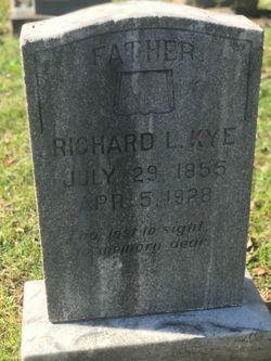 Richard Lafayette Kye