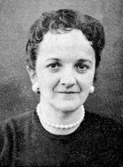 Ruth <I>Gaudet</I> DeDomenico