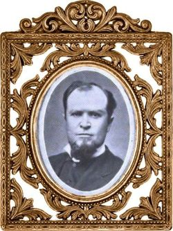 Rev Isaac White Canter