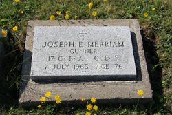 Joseph Elliot Merriam