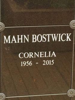 Cornelia B  Bostwick Mahn (1956-2015) - Find A Grave Memorial