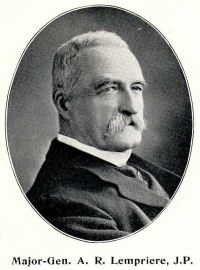 Arthur Reid LEMPRIERE
