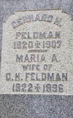 Gerhard Herrman Feldmann