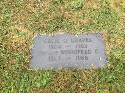 Winnifred E Graves
