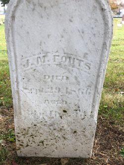 Joseph M. Fouts