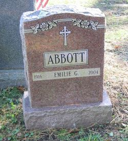 Emilie Frances Galvin <I>Jackson</I> Abbott