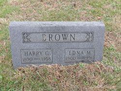 Edna Mae <I>Lytle</I> Brown