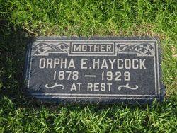 Orpha E Haycock