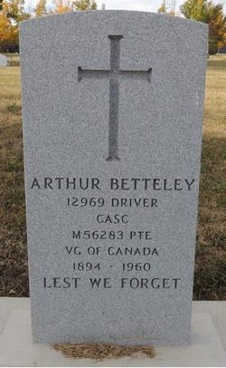 Arthur Betteley