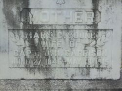 Mary Catherine <I>Young</I> Garrison