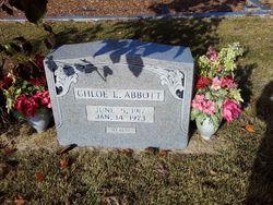 Chloe Lurie <I>New</I> Abbott