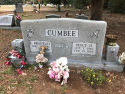 Peggy <I>Hughes</I> Cumbee