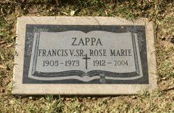 Rose Marie <I>Colimore</I> Zappa