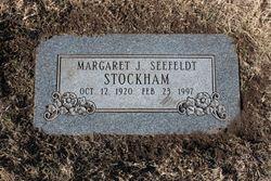 Margaret Joan <I>Danielson</I> Stockham