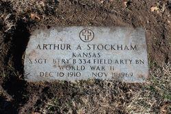 Arthur A. Stockham