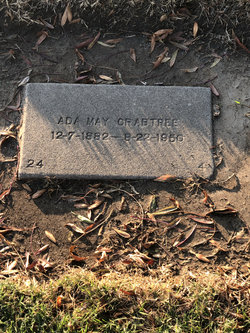 Ada May <I>Baker</I> Crabtree