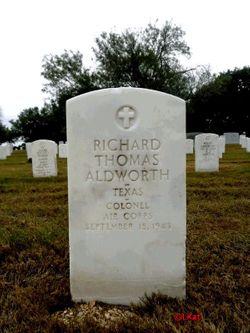 Richard Thomas Aldworth