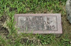 Albert Burnard Johnson
