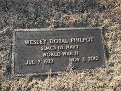 Wesley D Philpot