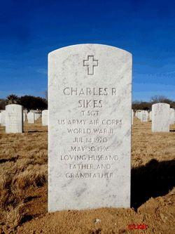 Charles R Sikes