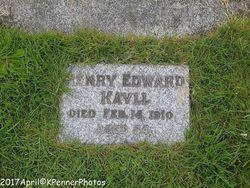 Henry Edward Kayll