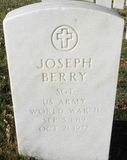 Joseph E Berry