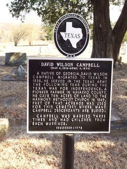 David Wilson Campbell