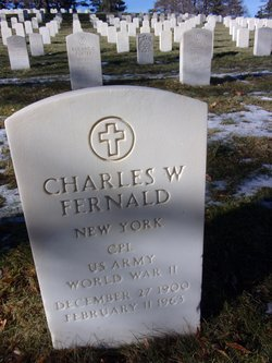 Charles N Fernald
