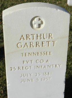 Arthur Garrett