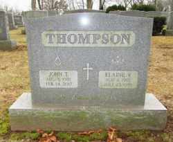 John T Thompson