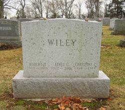 Ethel <I>Clayton</I> Wiley