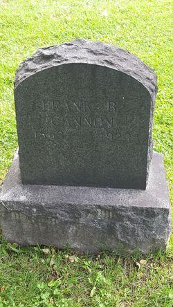 Frank B. Cannon