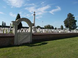 Barratts Chapel Cemetery