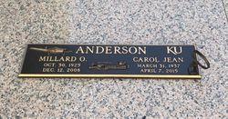 Carol Jean Jackson Anderson (1937-2015) - Find A Grave Memorial