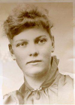 Mina Elizabeth <I>Hartvigsen</I> Miller