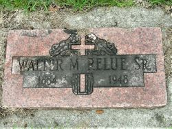 Walter M Relue Sr.