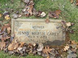Jenny Marsh <I>Smith</I> Carey
