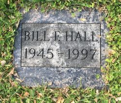 William Fred Hall