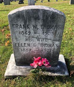 Ellen Elvira <I>Thomas</I> Thomas