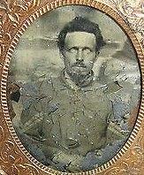 Pvt Israel W. Fuller