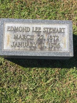 Edmond Lee Stewart