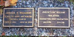 """Evelyn Ruth """"Lynn"""" Williams"""
