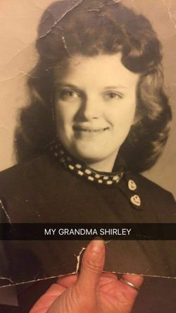 "Shirley Ann ""Grandma"" <I>Gilreath</I> Gaver"