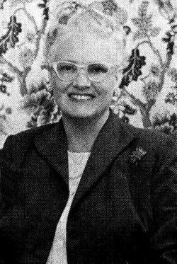 Mary Lou <I>Bixby</I> Mead