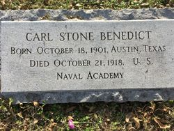 Carl Stone Benedict