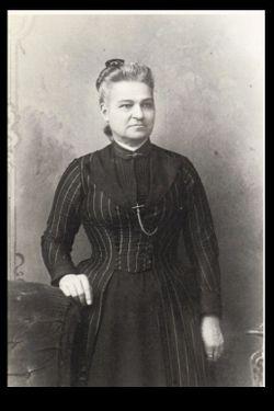 Hannah Jane <I>Dickinson</I> Baker